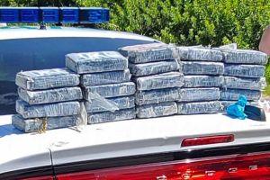 Mỹ: Phát hiện lượng ma túy trị giá 1,2 triệu USD trôi dạt vào bờ biển