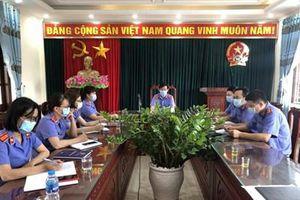 VKSND TP. Chí Linh thực hiện tốt công tác thông tin tuyên truyền