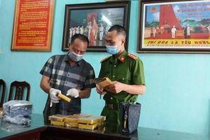 Đường dây ma túy từ TPHCM-Nam Định: 'Chiêu' cất giấu 12 bánh heroin cực tinh vi