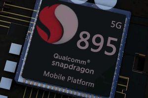 Chip Snapdragon 895 sẽ do Samsung sản xuất?