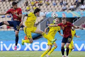 Tây Ban Nha đè bẹp Thụy Điển... trừ bàn thắng