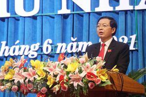 Ông Hồ Quốc Dũng được bầu làm Chủ tịch HĐND tỉnh Bình Định