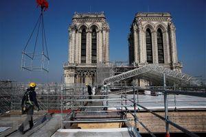 Pháp: Giáo phận Paris gây quỹ để sửa chữa nội thất nhà thờ Đức Bà