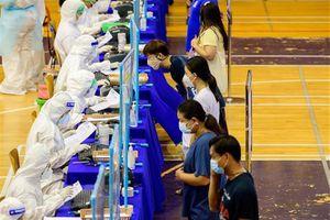 Số ca nhiễm COVID-19 tại Thái Lan đã vượt qua 200.000 ca