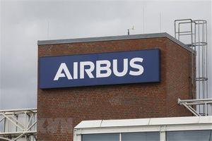 Nhà sản xuất máy bay Airbus hoan nghênh thỏa thuận 'đình chiến' Mỹ-EU