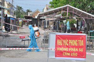 Trưa 15/6, Việt Nam ghi nhận thêm 118 ca mắc mới COVID-19