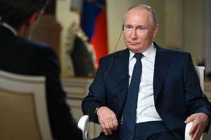 Tổng thống Putin sẵn sàng xem xét trao đổi tù nhân với Mỹ