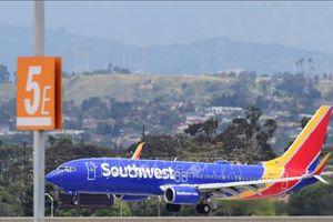 Mỹ: Hơn 1.400 chuyến bay của Southwest Airlines bị hoãn do lỗi kỹ thuật