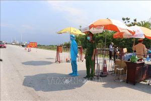 Nới lỏng giãn cách xã hội tại một số địa bàn của tỉnh Bắc Ninh