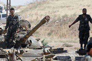 Lực lượng đặc biệt xuất trận, chiến trường Syria rực lửa