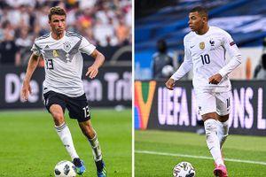 Lịch phát sóng EURO 2020 đêm 15, rạng sáng 16/6: Chờ đại chiến Pháp vs Đức