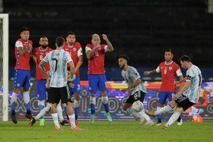 Messi ghi bàn, Argentina vẫn bị chia điểm ngày ra quân tại Copa America 2021