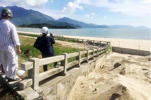 Đà Nẵng: Xói lở bờ biển, bờ sông diễn ra với tốc độ và mức độ lớn từ hơn 10 năm nay