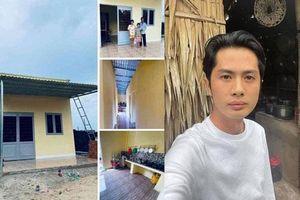 Huỳnh Phương đáp trả 'cực gắt' khi bị chỉ trích xây nhà cho người nghèo 'không có tâm'