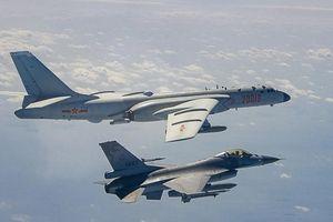 Trung Quốc điều 28 máy bay quân sự đi vào ADIZ của Đài Loan