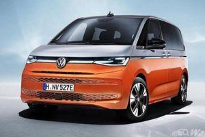 Volkswagen Multivan ra mắt trang bị công nghệ lái tự động