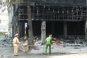 Vụ cháy phòng trà khiến 6 người tử vong: Hé lộ nguyên nhân hỏa hoạn