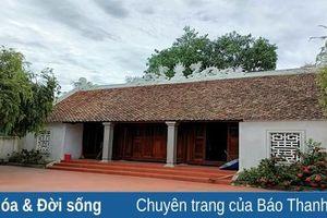 Về nơi có 2 đền thờ được xếp hạng di tích lịch sử văn hóa Quốc gia