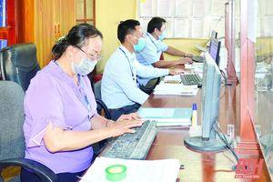 Hậu Lộc nâng cao chất lượng xử lý văn bản, hồ sơ công việc trên môi trường điện tử