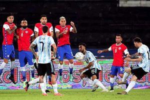 Messi vượt Ronaldo trở thành vua sút phạt
