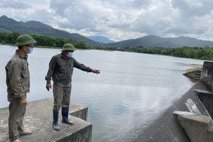 Đảm bảo an toàn công trình thủy lợi trước mùa mưa bão