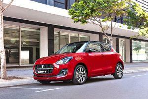 Suzuki Swift 2021 âm thầm cập bến Việt Nam, tinh chỉnh trang bị, giá 550 triệu đồng