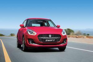 Suzuki giới thiệu New Swift 2021, giá từ 550 triệu đồng