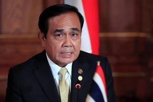 Thủ tướng Thái Lan tuyên bố sẽ tại vị tới hết nhiệm kỳ