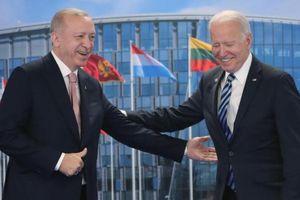 Thổ Nhĩ Kỳ không thay đổi quan điểm về hệ thống S-400 trong cuộc gặp Tổng thống Biden