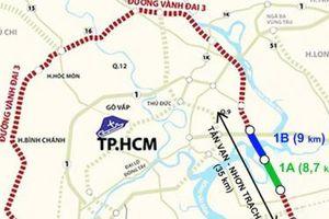 Đề xuất UBND TP. HCM làm đầu mối triển khai tuyến vành đai 3, vành đai 4