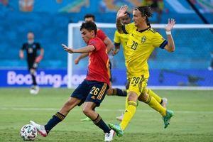 Kết quả EURO 2020: Tiền đạo kém cỏi, Tây Ban Nha hòa Thụy Điển