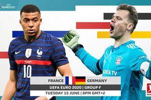 Nhận định bóng đá Đức vs Pháp EURO 2020