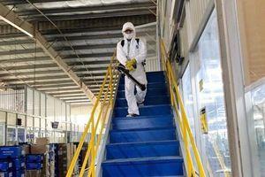 Đồng Nai: F1 làm việc trong KCN Amata Biên Hòa dương tính với SARS-CoV-2