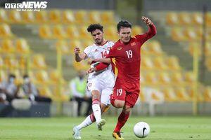Trực tiếp bóng đá Việt Nam 0-2 UAE: Chủ nhà tấn công ào ạt