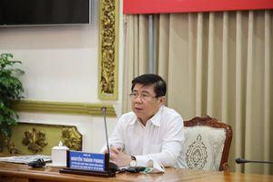 Chủ tịch TP.HCM: Dịch trong tầm kiểm soát nhưng diễn biến phức tạp và khó lường