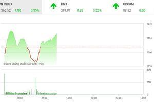 Giao dịch chứng khoán phiên sáng 15/6: VPB giảm mạnh, VN-Index đứng vững