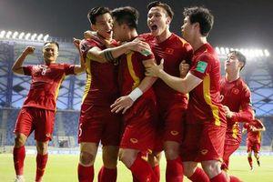 Tuyển Việt Nam nhận thưởng khủng sau khi giành kỳ tích lọt vào vòng 3 World Cup 2022