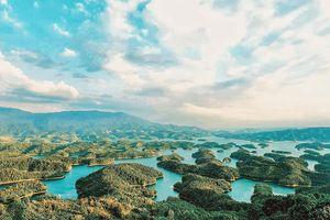 Ở Việt Nam có một nơi hội tụ 'ngàn vạn đảo trên non cao', cảnh đẹp như tranh vẽ nhưng rất ít người biết đến