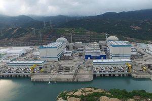 Mỹ theo sát cảnh báo về 'nguy cơ phóng xạ' tại nhà máy điện hạt nhân Đài Sơn - Trung Quốc