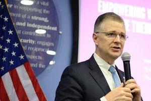 Cựu Đại sứ Mỹ tại VN: Mỹ sẽ không thiết lập quan hệ ngoại giao với Đài Loan