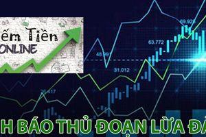 Công an Bình Thuận chỉ cách nhận biết các sàn tiền ảo lừa đảo