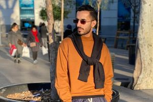 Ngôi sao tuyển UAE ngoài đời có gu ăn mặc đẹp