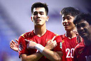 Tuyển Việt Nam giành vé dự Asian Cup 2023