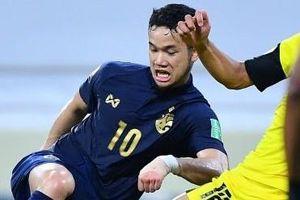 Highlights Thái Lan 0-1 Malaysia: 'Voi chiến' gây thất vọng