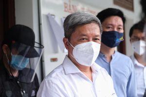 Thứ trưởng Bộ Y tế: Không ghi nhận biến chủng mới của nCoV tại TP.HCM