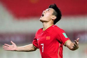 Tuyển Trung Quốc đi tiếp khi dẫn đầu nhóm nhì bảng