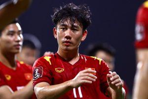 Chấm điểm tuyển Việt Nam 2-3 UAE: Dấu ấn Minh Vương