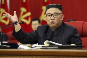 Ông Kim Jong Un cảnh báo về tình hình lương thực 'căng thẳng'