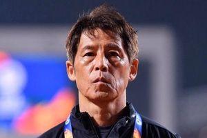 HLV Nishino thừa nhận sai lầm ở tuyển Thái Lan