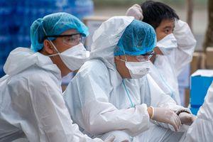 Bình Phước lập khu cách ly tập trung trong khu công nghiệp